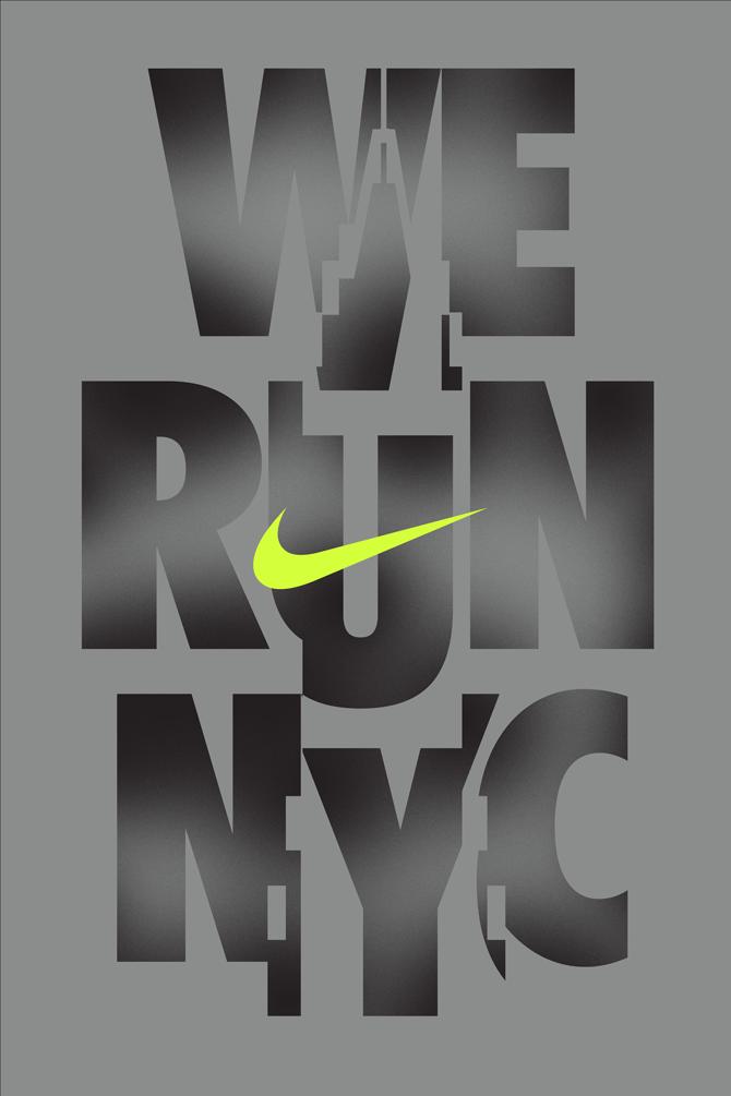 Nike Flatiron Posters - Anton Pearson