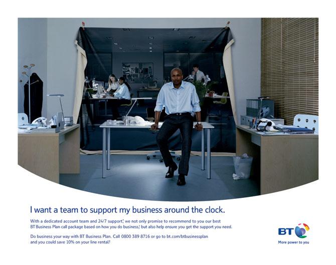 Bt business plan